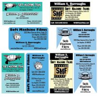 SMF Business Cards by KRPgraphics
