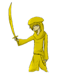 Stephano -Drawn with tablet by YamiTheFox