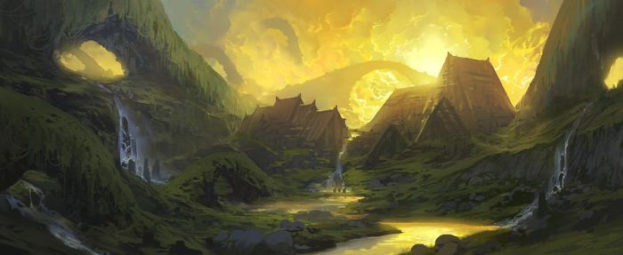 The House of Mike by noahbradley