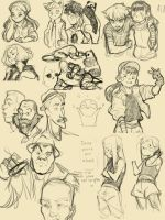 SketchDump by Coolyoku