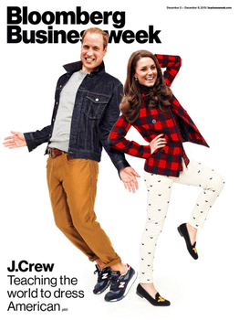 Will and Kate by Businessweek