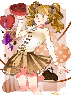 Amai HeartChocolate by Lha-san
