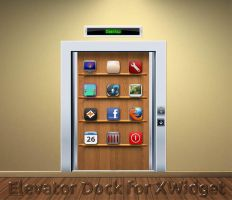 Elevator Dock for XWidget by boyzonet