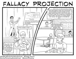 Fallacy Projection by AmericanDreaming