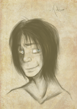 :: Shade's Sketchpad: Martin by The-Shadeling