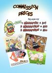 Commissions Open : Price Sheet by LittleMissBear