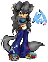 Kat - Art Trade by Flamy-Star