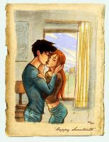 Deathly Hallows_Happy 17th by mary-dreams