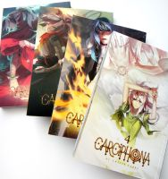 Carciphona 4 preorder by shilin