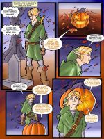 Link's Halloween Special pg1 by sampleguy