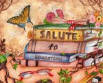 Salute to Education by NynjaKat
