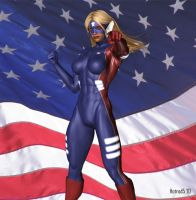 American Hero by hotrod5