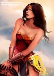 Wonder Woman by AdrianWolve