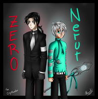Zero and Nerut for CryMurder by Kamhi