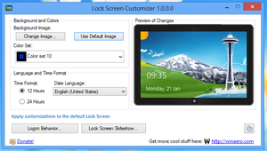 Lock Screen Customizer by hb860