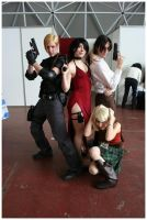 resident evil 4 cosplay by muza86