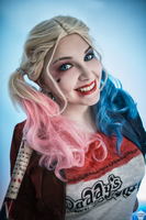 Harley Quinn (Suicide Squad) 6 by ThePuddins