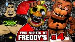 Five Nights at Freddy's 2 -#4- FIGHT FOR SURVIVAL! by GEEKsomniac