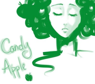 Candy Apple by FairLily