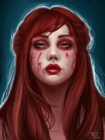 Vampire. by agnes-green