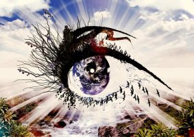 Eye of Gaia by DeathsProdigy