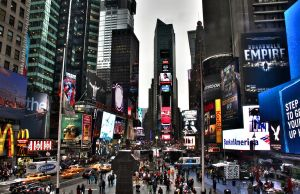 Times Square by designing-Life