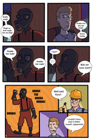 TF2--Tough day page #13 by MrDataTheAwesome