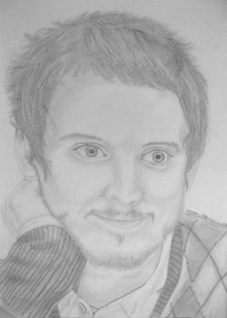 Elijah Wood by Hobbit-San