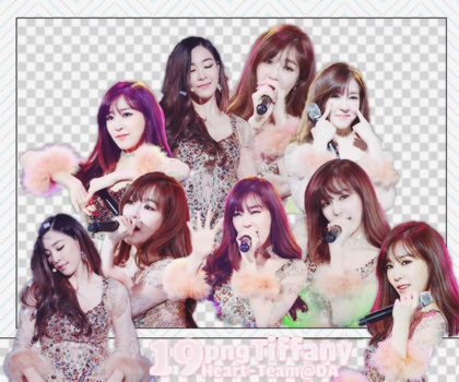 [PACK RENDER #1] TIFFANY by Heart-Team