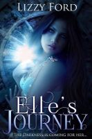 Book cover - Elle's Journey by Lizzy Ford by CathleenTarawhiti
