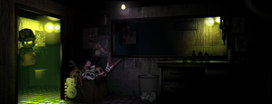 FNAF 3 Office but Spookier and has a mod by Some-Crappy-Edits
