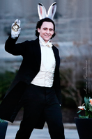 Tom Hiddleston - White Rabbit by AnnaProvidence