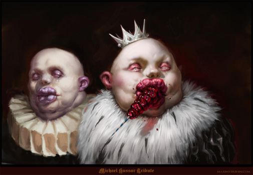 Michael Hussar Tribute by Verehin