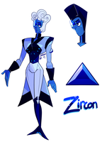 Zircon | UPDATED REF by SpadesArts