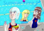 Swimsuite Summer by OuroborosI