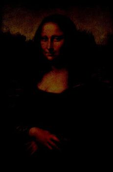 396px-Mona Lisa by Sellith34