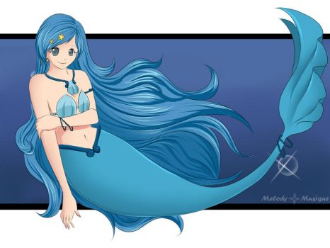 Mermaid Hanon by Melody-Musique