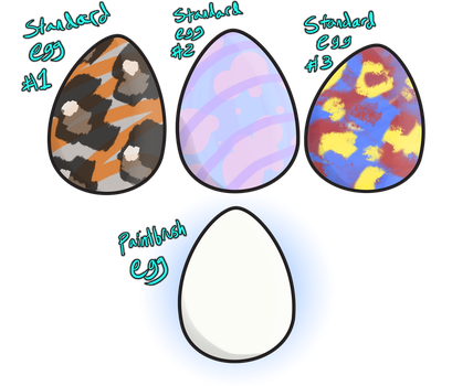 CLOSED EGG ADOPTION by frillythingy