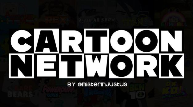 Cartoon Network By Me by Astrokira