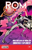 Rom: Space Knight by Phostex