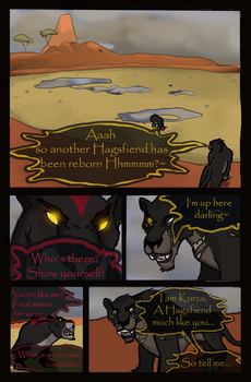 Red Sands Page 1 by inidis