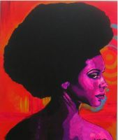 Afro by ArtSoteria