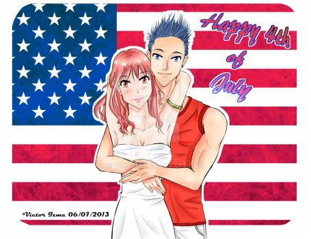 Happy 4th of July by vim93im