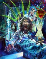 Coheed and Cambria : The Night by blairsmith