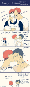 isnt this normal? by kyunyo