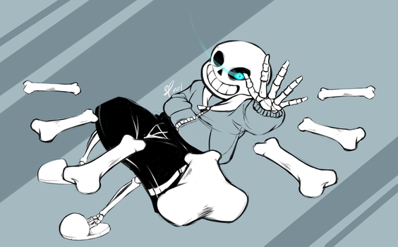 UT - Megalovania by Uncle-Stephano