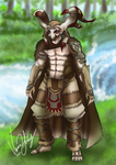 Drawing Commission and Request Live: Duzak by Vesenia