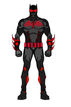 Batman beyond by theaven