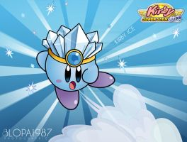 Kirby Ice by Blopa1987