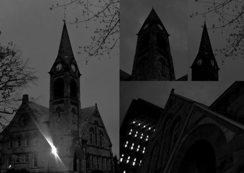 The UMASS Chapel by AsteriskVal